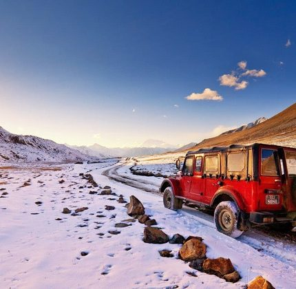 jeep safari to deosai and fairymeadows