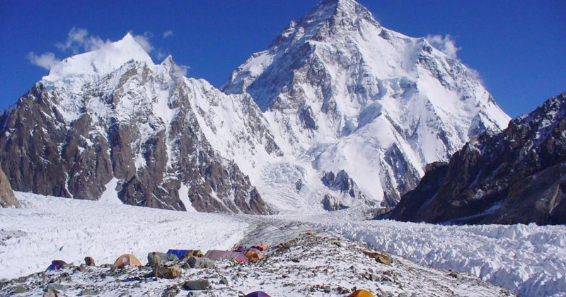 k2 expedition k2 basecamp trekking