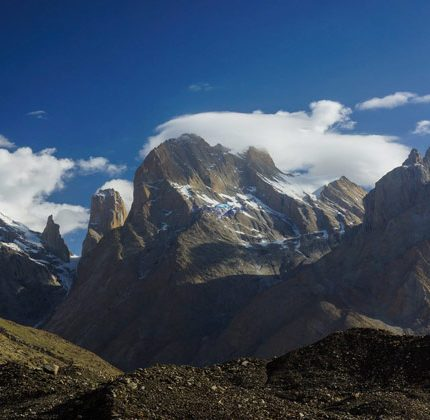expedition to trango tower