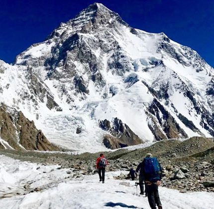 expedition to k2 basecamp