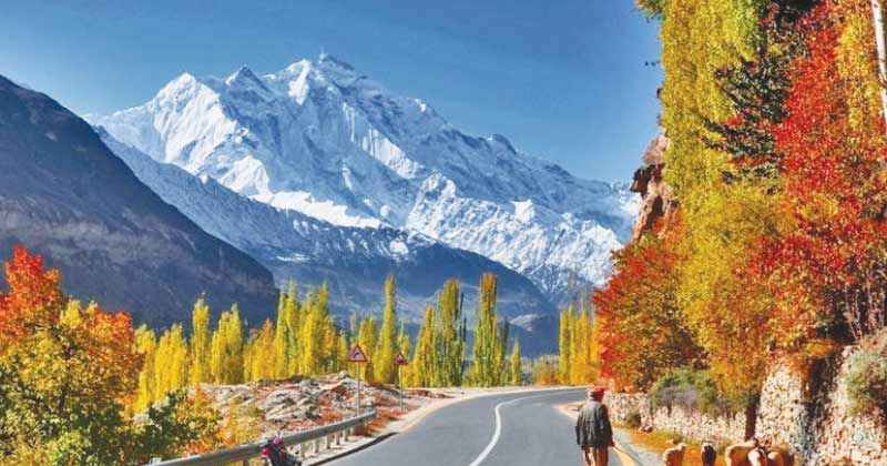 gilgit baltistan autumn tour